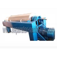 Buy cheap Model PDCS Auto Continuous Decanter Centrifuges 3 Phase Coal Tar from wholesalers