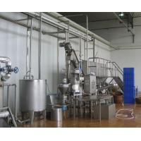 Buy cheap SUS304 Auto Drink Making Machine / Soya Milk Plant With 6-9 Months Shelf Life from wholesalers