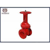 """Stainless Steel Stem Flanged Gate Valve 12"""" Size With AWWA C4509 Standard"""