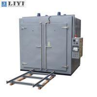 Buy cheap LY-6180 Grey Stainless Steel Hot Air And Electric Drying Oven 220V/380V from wholesalers