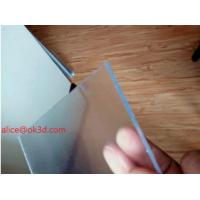 Buy cheap Lenticular Lens Sheet 20LPI material 3mm Thickness Plastic Lenticular plate product