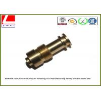 custom male and female thread brass shaft type air compressor fittings Manufactures