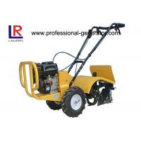 Buy cheap Cost - saving 4.1kw Multi - Function Gasoline Power Tiller with Light and Flexible Handle from wholesalers