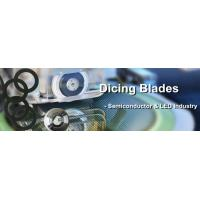 Diamond Dicing Blades For Semiconductor Industry Electroformed resin dicing   blade Manufactures