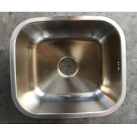 Wholesale WenYing Stainless Steel Material and Undermount Installation Type stainless steel kitchen sink  WY-4439 from china suppliers