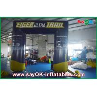 Buy cheap Customized Inflatable Entrance Arch Gate Promotional Logo Printing from wholesalers