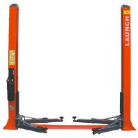 Buy cheap Launch TLT235SB Floor Plate Two Post Vehicle Lift Economical Hydraulic Car Lift product