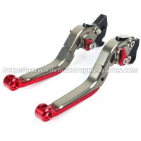 Wholesale CNC Machined Motorcycle Brake Clutch Lever Adjustable Custom Motorcycle Levers from china suppliers