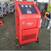 Buy cheap Vacuum Refill R134a Refrigerant Recovery Machine, Air Conditioning Charging Equipment from wholesalers