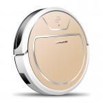 Buy cheap Mini Robotic Vacuum Cleaner , APP Control Robot Home Vacuum Cleaner from wholesalers