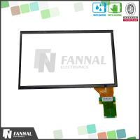 Buy cheap 12.1'' 4 Point IC Multi Touch Large Format Touch Screen Lcd Panel For Industrial / Medical from wholesalers