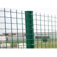 Buy cheap PVC Plastic Coated Holland 0.5mm Welded Mesh Fencing from wholesalers