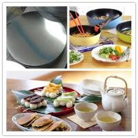 Buy cheap Round Aluminum Circle Disc for Making Aluminum Cookwares Pots or Pizza Pans from wholesalers
