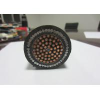 Buy cheap 2 To 61 Cores Armoured Control Cable , Multi Conductor Control Cable from wholesalers