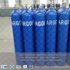 2017 Most Popular Seamless Steel Argon Cylinder