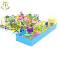 Wholesale Hansel  Theme park amusement game items foam kids indoor playground equipment from china suppliers