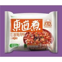 Buy cheap Non-fried Instant Noodle with Spicy Pork from wholesalers