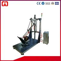 Buy cheap LCD Display Office Equipment Office Chair Impact Test Machine With 200 Kg Capacity from wholesalers