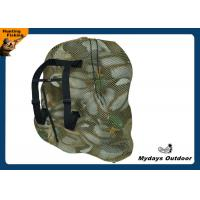 Buy cheap Nylon Black Mesh Duck Decoy Bags Durable Backpack Straps 47 X 50 from wholesalers