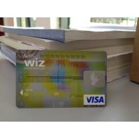 Advanced ATM Card / VISA Smart Card with High-tech Anti-fake Feature
