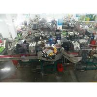 Buy cheap Ham Sausage Production Line / Processing Line Hot Dog Salami Processing System from wholesalers