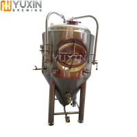 Buy cheap 3000L 4000L 5000L Cooling Jacket Conical beer fermentation tanks from wholesalers