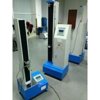 Buy cheap Electronic Tensile Testing Machine With Servo Closed Loop Control System from wholesalers