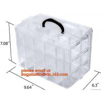 Buy cheap plastic storage boxes, box plastic, plastic compartment storage box, Waterproof Plastic Storage Tool Box With Wheels from wholesalers