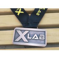 Buy cheap Personalized Swimming Air Force Medals  ,  Custom Race Medals For Couvenir from wholesalers