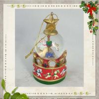 Buy cheap Resin Snow polo Christmas decorations product