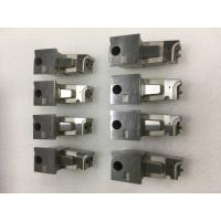 Buy cheap OEM Injection Moud Precision CNC Machined Parts With Wire EDM Accuracy 0.001 mm from wholesalers