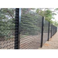 Buy cheap hot dipped galvanized 358 welded wire mesh fence from wholesalers
