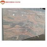 Buy cheap Exterior Polished Granite Stone , Juparana Pink / Juparana Colombo Granite from wholesalers