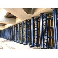Buy cheap Easily Assembled Single Sided Wall Formwork For Concrete Pouring Construction from wholesalers