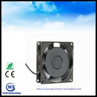 Ball Bearing 2500RPM EC Axial Fan Equipment Cooling Fans AC 12V - 27.6V Manufactures