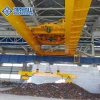 Buy cheap Industrial Steel Plant Crane With Electric Trolley Independent Control System from wholesalers
