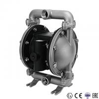 Buy cheap Durable Pneumatic Double Diaphragm Pump , Air Operated Diaphragm Pump from wholesalers