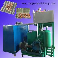 Buy cheap PLC control egg tray production line from wholesalers
