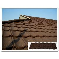 Buy cheap Quality Stone Coated Roof Tile Sheet 50 Years Warranty with Affordable Rate from wholesalers