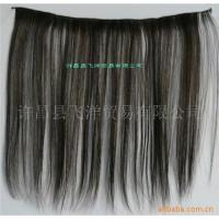 Buy cheap Hand tied weft hair, hand made hair weaving,hair extension from wholesalers