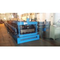 Wholesale Pre - Painted Plate Roll Forming Equipment Three Phase 6.8×1.8×1.52 M from china suppliers