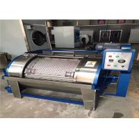 Buy cheap Manual Semi Industrial Washing Machine , Commercial Laundry Equipment Φ540*800 Drum from wholesalers