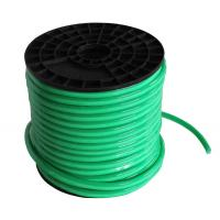 Buy cheap Green Cover LED Neon Flex Strip Decorative Lighting Solution Low Power Consumption from wholesalers