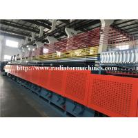 Buy cheap Roller Continuous Mesh Belt Furnace For Screw Treatment Max 1500 Kg per Hour from wholesalers