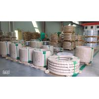Buy cheap Hardened and tempered stainless steel strip AISI 420 (1.4021, 1.4028) product