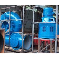 Wholesale 50kW - 1000kW Monoblock Vertical Francis Turbine Package Water Turbine from china suppliers