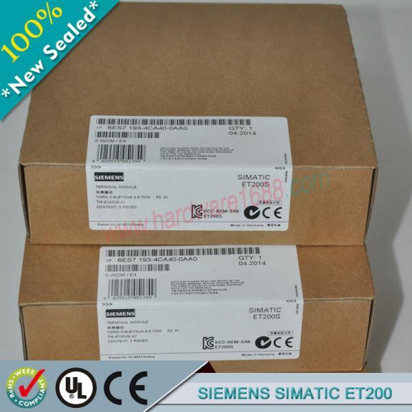 Siemens Simatic S7 6ES7 193-4CL30-0AA0 Terminal Modul