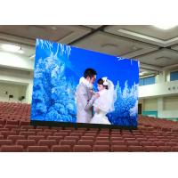 Buy cheap Indoor Rental LED Display For Stage / Theater product