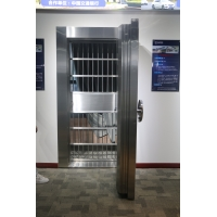Buy cheap Height 2000mm Depth 300mm Vault Safe Door With Relocking Device from wholesalers