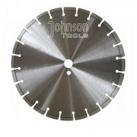 Buy cheap 350mm Diamond Saw Blades For Cutting Reinforced Concrete Structures , Road Construction from wholesalers